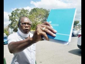 Everald Warmington, MP is like the Jamaican equivalent of Donald Trump. (Photo: