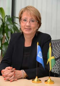 Ms. Galina Sotirova is the new Country Manager for the World Bank in Jamaica. (Photo: World Bank)