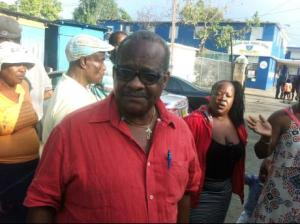 Is Mr. Lloyd B. Smith now facing his nemesis? In the past, he has often spoken of (alleged) organized crime in Montego Bay. (Photo: Gleaner)