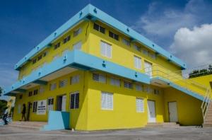 Newly built multipurpose centre in Waterhouse (Photo: Donald Delahaye/Jamaica Observer)