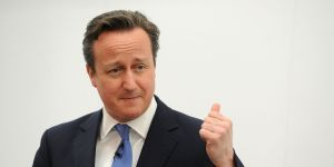 British Prime Minister David Cameron will be paying us a visit.