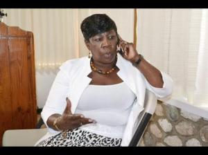 Councilor Vinnette Robb-Oddman has been fired as Chair of the Board of Prickly Pole Primary and Infant School in St. Ann. (Photo: Carl Gilchrist/Gleaner)