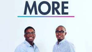 Javette Nixon (left) and Tyrone Wilson give you more!