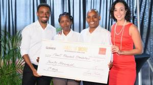 The winners of the Branson Centre's