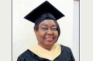 Congratulations to Shirley Pryce, O.D. on her Masters degree.