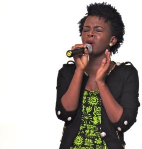 Sabrina sang with emotion and tenderness.