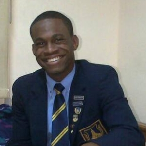 Sujae Boswell is from the volatile community of Norwood, St. James. He is a recipient of the Governor General's Achievement Award for Excellence, earlier this year. He is studying International Relations at the University of the West Indies. (Photo: youthjamaica.com)