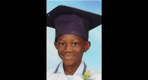 Six-year-old Daniel Anderson was found dead in a gully in Belair/Runaway Bay with a chop wound to his head on November 16. (Photo: Nationwide News Network)