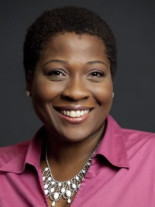"Jehmu Greene told Jamaican youth: ""Success in life is not about 'luck' but about taking advantage of your opportunities."" (Photo: feminist.com)"
