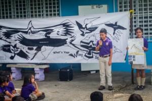 International Migratory Bird Day activities in Puerto Rico. (Photo by Leslie Ann Pizarro Muriel)