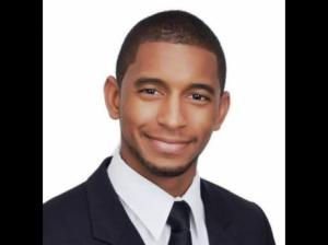 Young government prosecutor Jason Alliman, 26, who was involved in a car accident on December 7, passed away today at Cornwall Regional Hospital in St. James. (Photo: Gleaner)