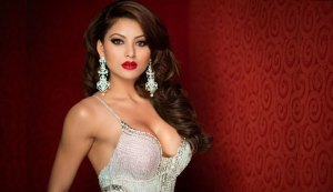 This cleavage is really going to empower me as a woman… Miss India.