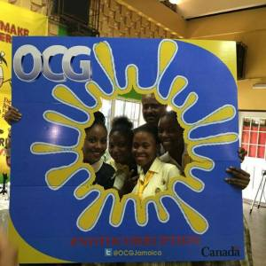 Youth participation is key: International Anti-Corruption Day activities. (Photo: OCG Jamaica/Facebook)