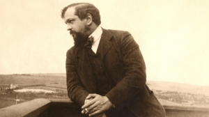 "Claude Debussy (1862-1918) ignored the old rules about how to write music and created a brave new world of sonic possibilities. He was called an ""Impressionist"" in music. (adoc photos/Corbis)"