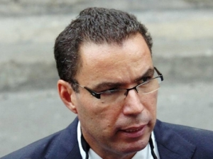 Opposition Spokesman on the Environment Daryl Vaz, M.P.
