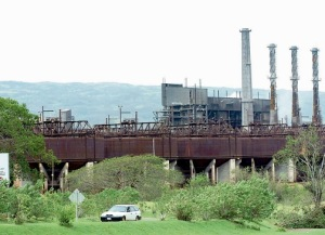 The Alpart bauxite mine and processing plant in Nain, St. Elizabeth is to be bought by a Chinese state-owned firm. (Photo: Jamaica Observer)