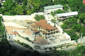 The Holness House in the Hills. (Photo: Jamaica Observer)