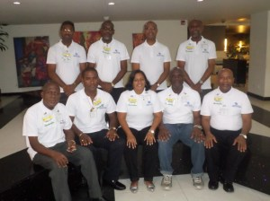 A group of CARICOM observers in Suriname.  CARICOM regularly sends observer missions to general elections across the region. (Photo: CARICOM Today)