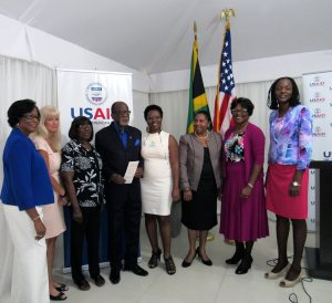 Kingston Book Festival was pleased to support the launch of the LAC Reads Program, funded by USAID - a five-year regional program in eight countries. Jamaica came on board in 2015. The aim of the program is to create a community of practice in these countries. LAC Reads in Jamaica aims to build capacity and will not be a schools-based program, but a policy-based one in the Ministry of Education, Youth and Information.