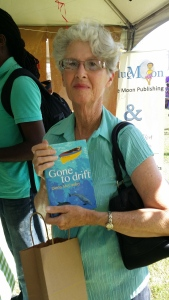 "Children's book writer, educator and blogger Helen ""Billy"" Elm Williams trekked down from Montego Bay for the Kingston Book Festival. Here is one book she bought and had signed by the author..."