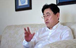 Ziyu Sun, Vice President of China Communications Construction Company (CCCC). (Photo: Jamaica Observer)