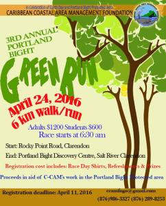 C-CAM's Third Annual Green Run!