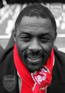Mr. Elba the Gooner. Yay!