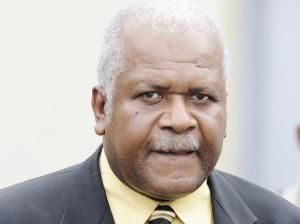 """Revered Merrick """"Al"""" Miller, pastor of the Fellowship Tabernacle Church, was convicted of perverting the course of justice in September. He still has many supporters though. (Photo: Jamaica Gleaner)"""