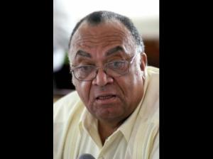 "Ambassador Billy Heaven of Jamaica Cane Sugar Product Sales says the upholding of an injunction against Appleton Estates is a ""national crisis."" (Photo: Gleaner)"