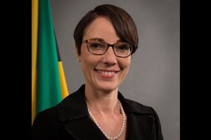 Minister of Foreign Affairs and Foreign Trade Senator Kamina Johnson Smith. (Photo: Jamaica Information Service)