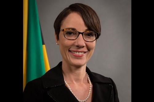 Minister of Foreign Affairs and Foreign Trade Senator Kamina Johnson Smith. (Photo: Jamaica Information Service)