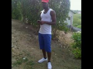 Oral Grant was shot dead at a dancehall party in Clarendon. (Photo: Jamaica Star)