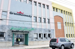 GraceKennedy is working on a new headquarters in downtown Kingston, to be completed by mid-2018.