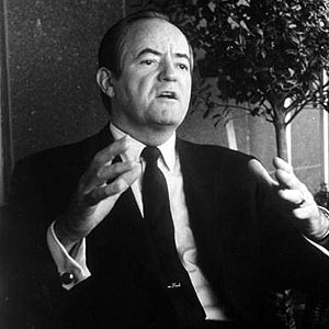 """There are incalculable resources in the human spirit, once it has been set free."" Hubert H. Humphrey (1911-1978), was Vice President of the United States under President Lyndon B. Johnson (1965-69)."