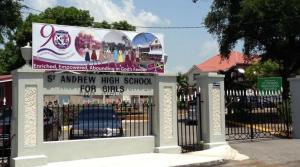 St. Andrew High School for Girls is celebrating its 90th Anniversary this year. (Photo: Loop Jamaica)