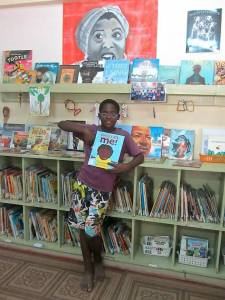 The TrenchTown Reading Centre has an incredible selection of books for children and adults and really nurtures and empowers the children through reading and the arts. (Photo: Facebook)