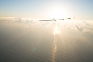Powered by the sun: Solar Impulse. (Photo: 500px)