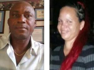 In an apparent murder-suicide, retired policeman Easton Douglas and his lover Tamara