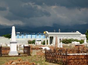 Jewish Cemetery, Orange Street.