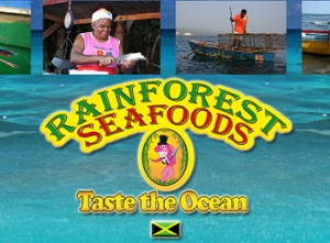 Major kudos to Rainforest Seafoods!