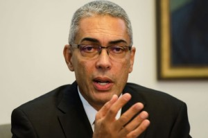 Co-Chair of the Economic Programme Oversight Committee (EPOC), Richard Byles.