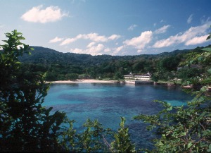 Dragon Bay resort in Portland is such a pretty place. I hope it will soon be reopened.