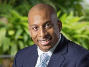 Omar Robinson of Round Hill Jamaica is the new President of the Jamaica Hotel and Tourist Association (JHTA). (Photo: Gleaner)
