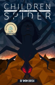 Children of the Spider by Imam Baksh is published by Blouse and Skirt Books.