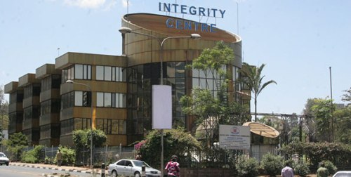 The offices of the Ethics and Anti-Corruption Commission in Nairobi, Kenya. (Photo: Nation Media Group)