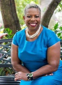 Nsombi Jaja is President of the Florida-based Quality Management Consultancy Inc., serving clients across the Caribbean, and a fantastic coach. She is the author of a book with the apt title: 'How Leaders Develop Spiritual Intelligence'. (Photo: NCB)