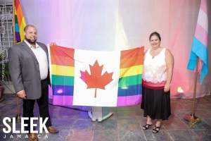 The Canadian High Commission gave tremendous support. (Photo: Facebook)