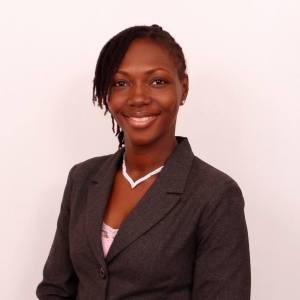 Alecia Darby, Chevening Scholar.