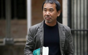 Haruki Murakami's novels are heavily influenced by Western writers, but he has his own unique voice.