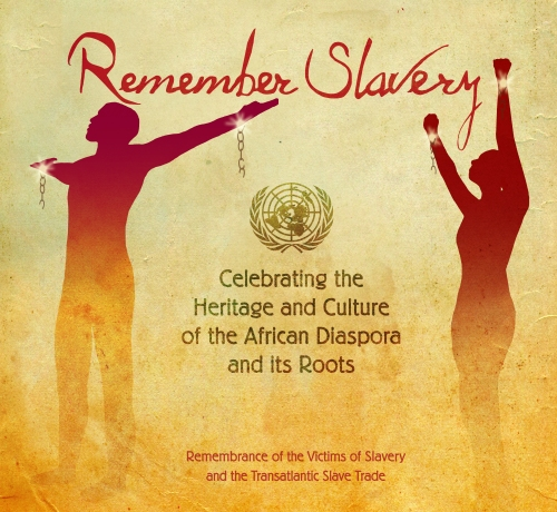 This is the theme for the UN's remembrance for 2016.